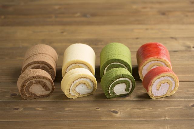 画像1: 1日40,000本売れた蜂蜜たっぷりのロールケーキ専門店が 「さんすて岡山」にオープン