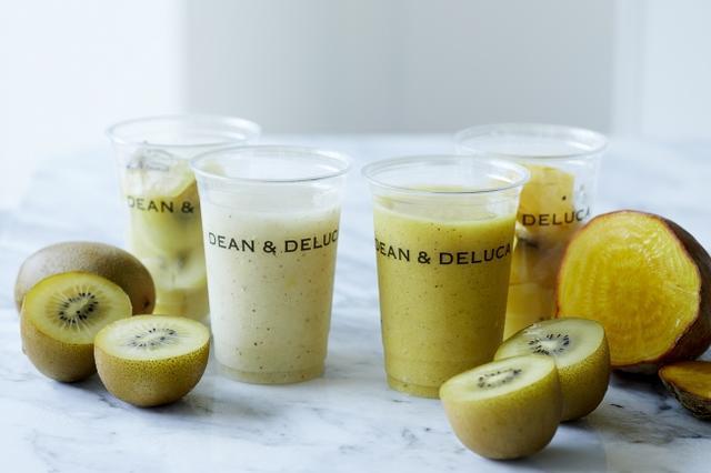 画像: つぶつぶ果実を丸ごと味わう「ゴールデンキウイ」と、野菜のパワーをプラスした「ゴールデンキウイ&イエロービーツ」。