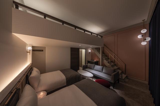 画像2: 全面リノベーション!快適なひと時を過ごせる客室