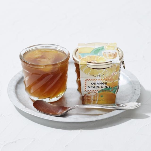 画像4: ひんやり凍らせておいしい! フルーツシャーベット、ティーシャーベット