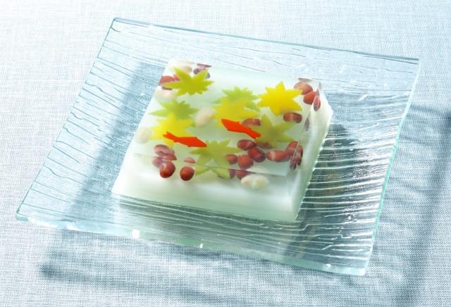 画像3: 宗家 源 吉兆庵より暑い季節にピッタリの涼やかな和菓子「金魚」が登場