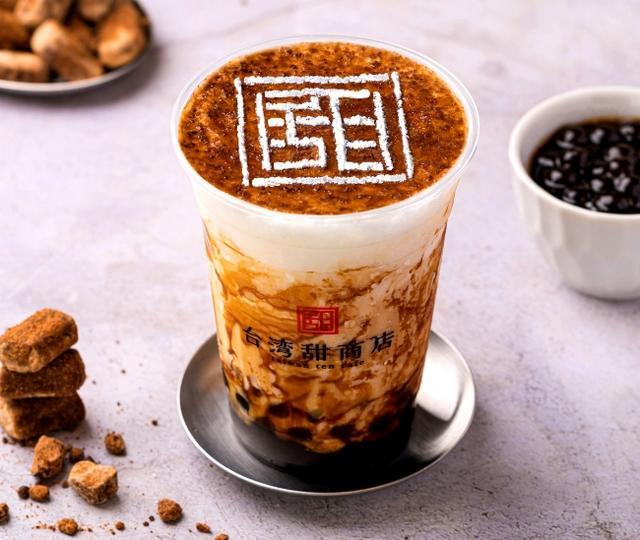 画像2: 作りたて生タピオカ専門店「台湾甜商店」旗艦店となる表参道店がグランドオープン!