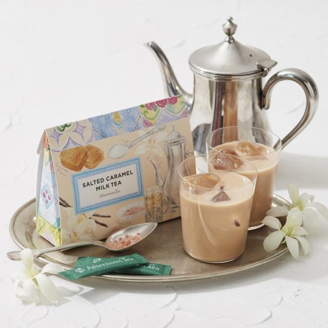 画像3: ピンクとブルーのハーブティーなど夏のお茶3 種