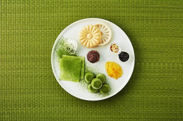 画像2: 【試食レポ】抹茶づくしのスイーツプレートに注目!期間限定のコラボカフェ♡池袋「#抹茶パルコ」がオープン♪
