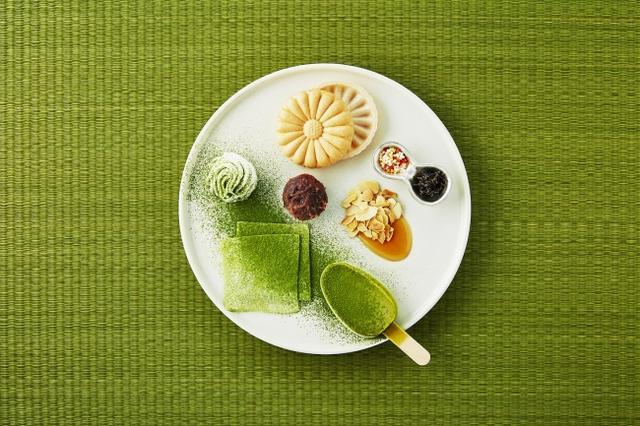 画像3: 【試食レポ】抹茶づくしのスイーツプレートに注目!期間限定のコラボカフェ♡池袋「#抹茶パルコ」がオープン♪