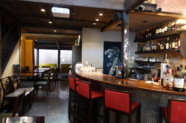 画像: 「祇園下河原 page one」昼はカフェ、夜はバー