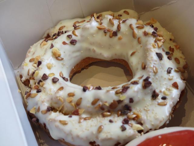 画像1: 【試食レポ】クリスピー・クリーム・ドーナツから「からだに嬉しいおいしいドーナツ」か登場