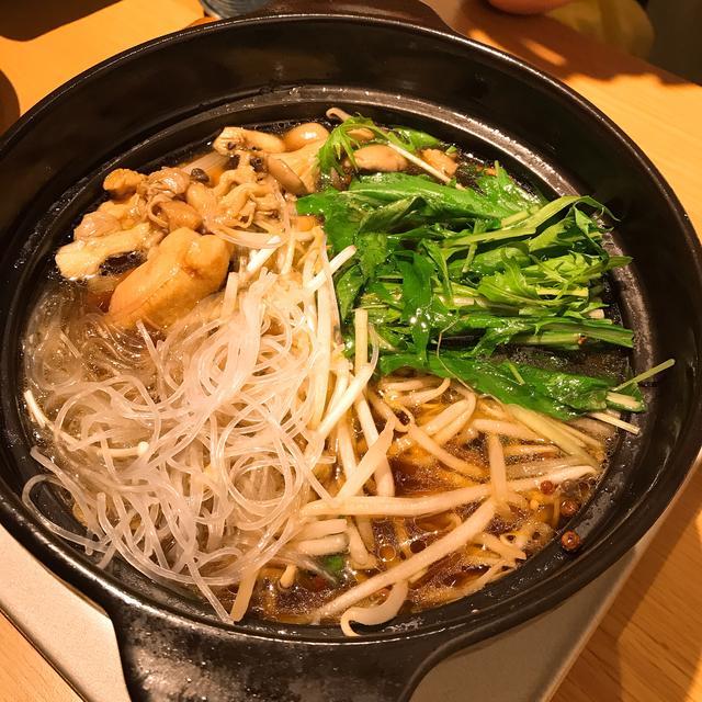 画像4: 新メニュー「花椒香る鶏ウーロン鍋」