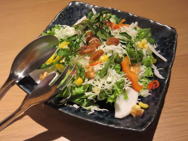 画像: 「喉に優しい食材たっぷり見て楽しい色どりサラダ」