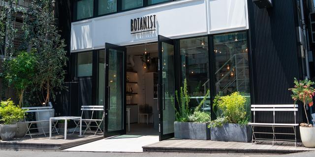 画像: 「植物と共に生きるボタニカルライフスタイル」を体現するBOTANISTの旗艦店