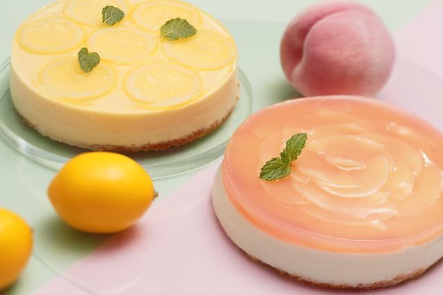 画像2: とろけるもも&爽やかレモンのスイーツビュッフェ 『Sweets Buffet Peach & Lemon Sisters』
