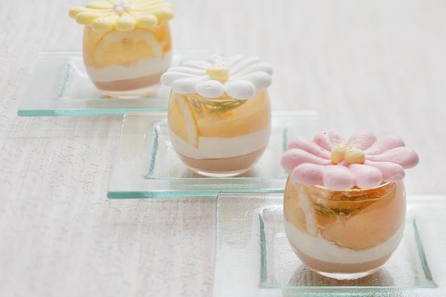 画像3: とろけるもも&爽やかレモンのスイーツビュッフェ 『Sweets Buffet Peach & Lemon Sisters』