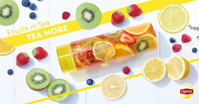 画像: Lipton Fruits in Tea | 紅茶の専門家リプトン(Lipton)