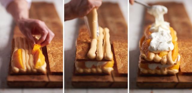画像2: 【キハチ 青山本店】芳醇な香り「ダブルメロンパイ」とコクのある甘み「国産マンゴーパイ」、レストランならではの作りたてを味わう夏季限定スイーツ