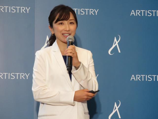 画像: 皮膚科医 小林 智子先生によるミニセミナー も開催