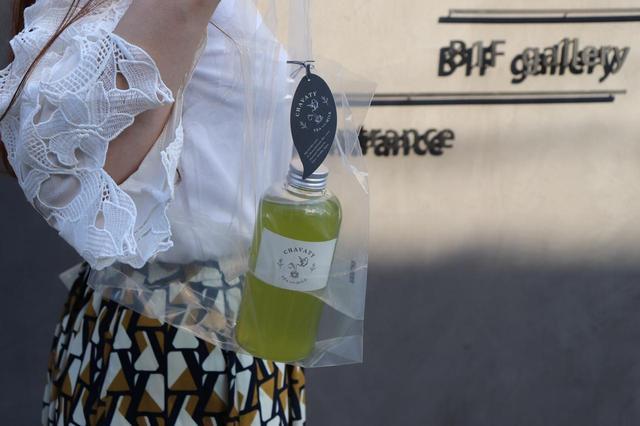 画像1: 高級茶葉を使ったティーラテ専門店『CHAVATY』 爽やかな味わいと香りの初夏限定新メニュー