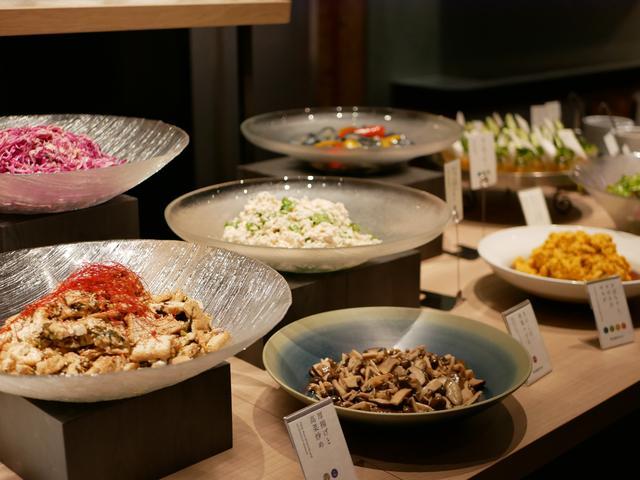 画像4: 【試食レポ】食・心・身体のバランスをお茶を通じてプロデュースするカフェ「伊右衛門サロン」へ!