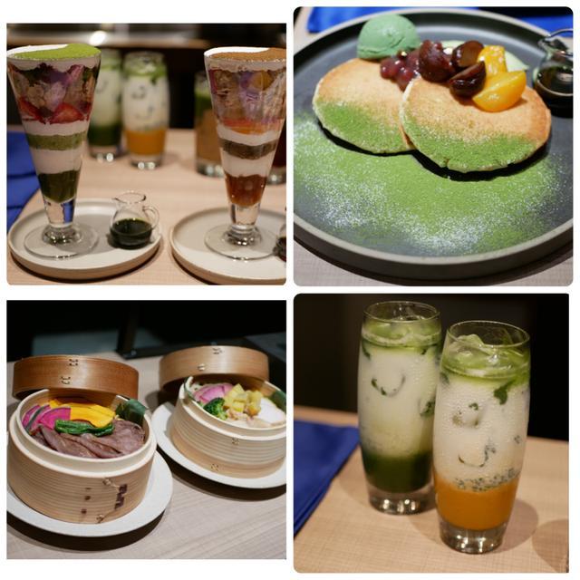 画像2: 【試食レポ】食・心・身体のバランスをお茶を通じてプロデュースするカフェ「伊右衛門サロン」へ!
