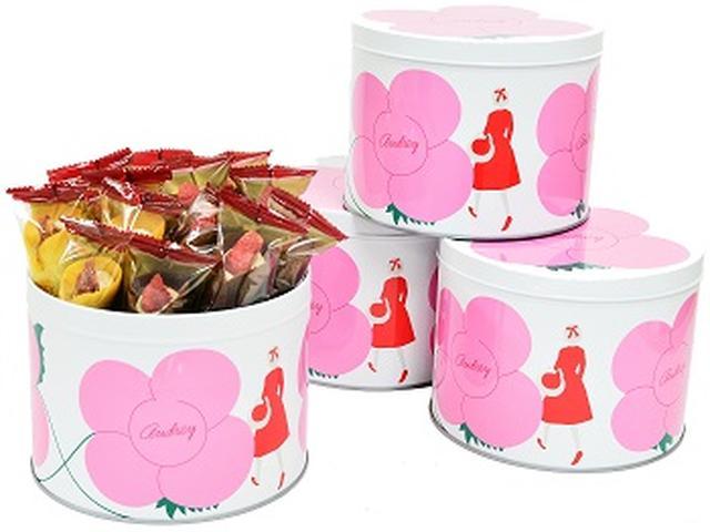 画像: 内 容:14個入 ¥2,160(本体価格¥2,000) グレイシア(ミルク)×7個 グレイシア(チョコレート)×7個