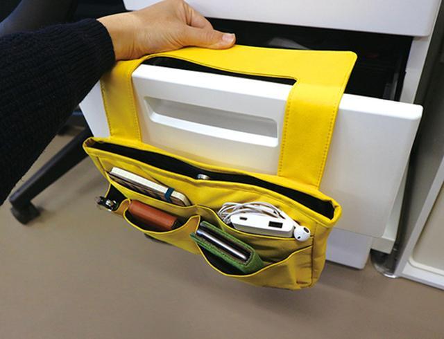 画像4: 大きなトートバッグでも整理整頓できるバッグインバッグがヴィレヴァン通販に新登場!