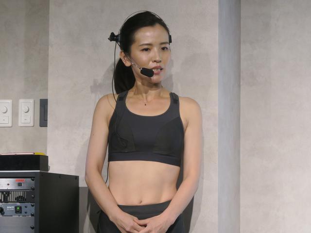 画像2: 【体験会レポート】スポーツインナーMARUKO『m-fit sports active』×RIZAPプロデュース 暗闇フィットネス『EXPA』体験会