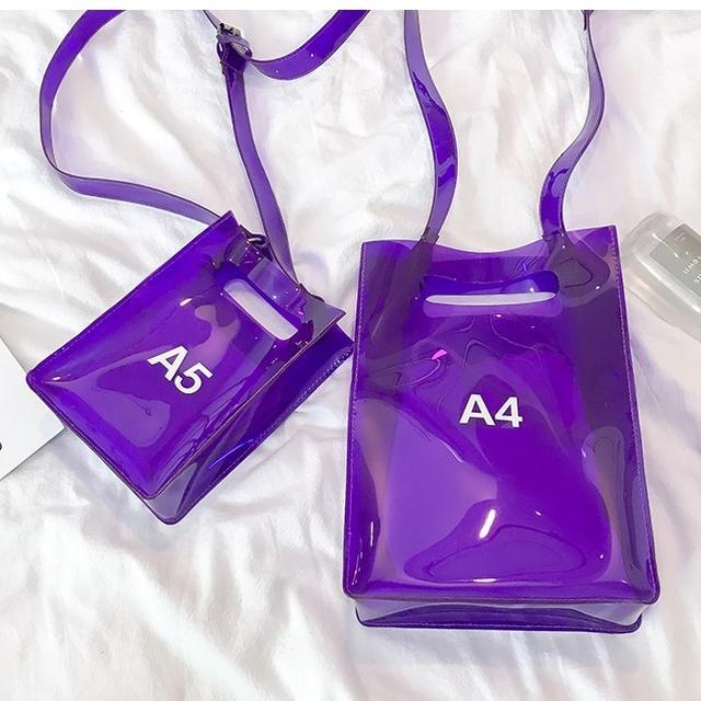 画像2: Qoo10「クリアバッグ」販売ランキング
