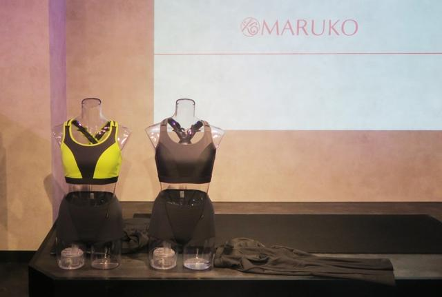 画像: MARUKO『m-fit sports active』実際に着用してみた
