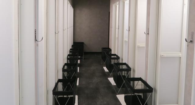 画像: シャワー完備 バスタオル・フェイスタオルの貸出し無料