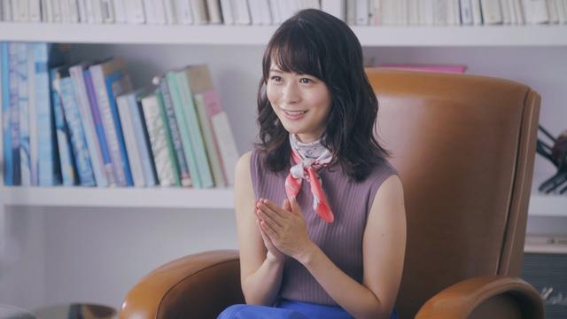 画像: 高見侑里さん『こだわりビューティー』編 │ ワコールガードル www.youtube.com