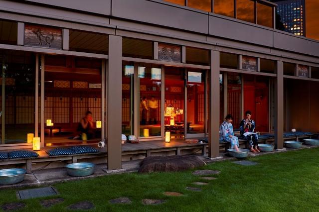 画像1: 【ザ・プリンス パークタワー東京】浴衣を着て縁側で夕涼み!