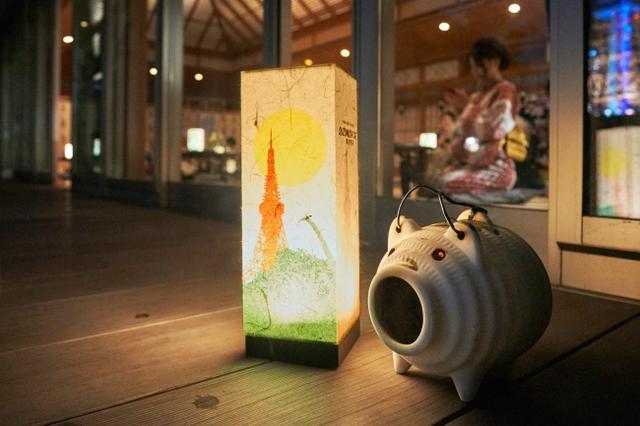 画像2: 【ザ・プリンス パークタワー東京】浴衣を着て縁側で夕涼み!