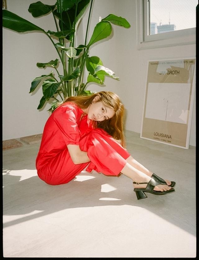 画像2: EMODAがE-girls/Flower佐藤晴美さんとのコラボ商品を発売