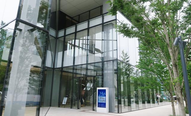 画像1: 完成したばかりの、資生堂グローバルイノベーションセンター