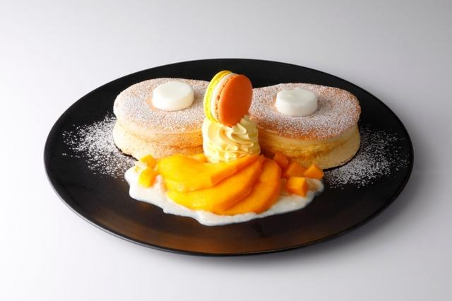 画像1: 定番のパンケーキやアフタヌーンティーも夏らしく変身!期間限定スイーツをお見逃しなく!