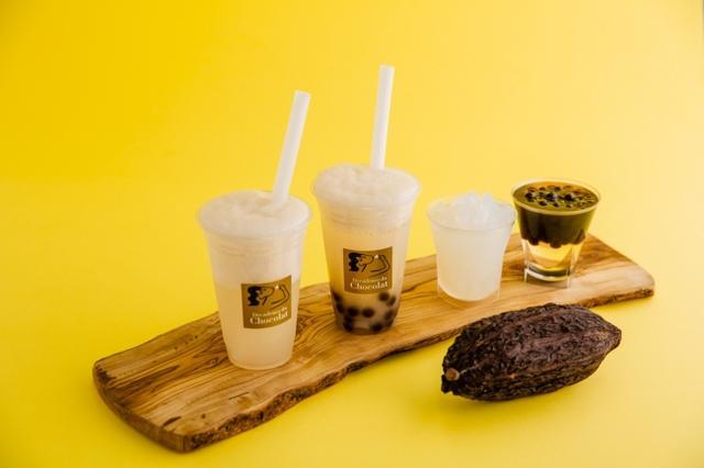 画像1: 【夏限定】カカオの果肉を使用した新感覚ドリンクが登場!