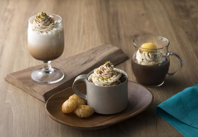 画像1: Cafe & Bakery GGCo.にてWAGURI Latte & Coffee Jellyを新発売