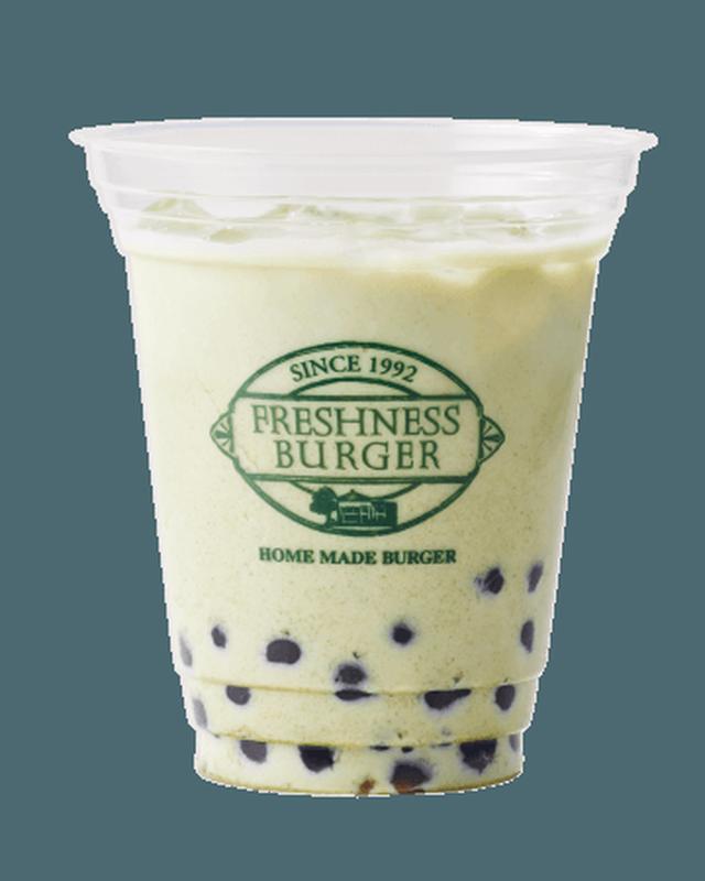 画像3: 【フレッシュネスバーガー】1ヶ月で12万杯売り上げたタピオカミルクティーに新作登場!