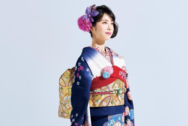 画像: 成人式の振袖レンタル・購入なら京都きもの友禅