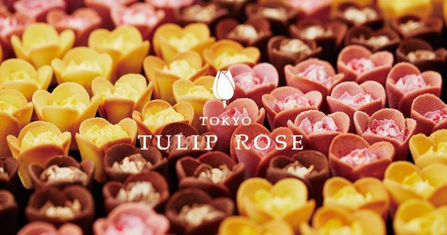 画像: TOKYO TULIP ROSE by MASAHITO KANAI