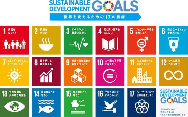 画像: SDGsに配慮した新商品も登場