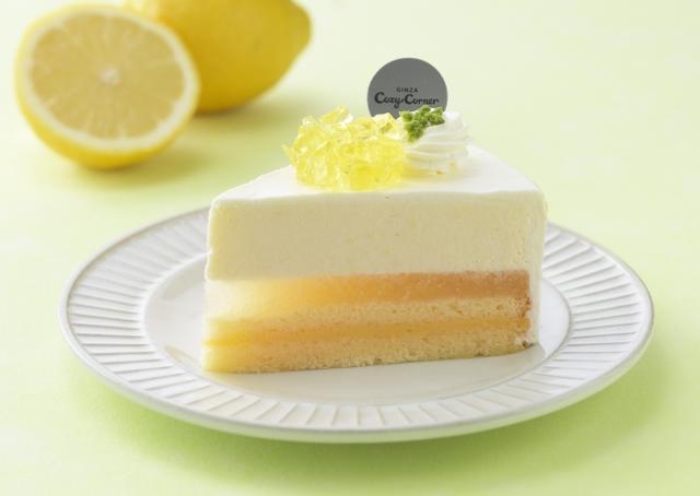 画像1: 【銀座コージーコーナー】新商品「塩レモンスイーツ」3品が期間限定販売