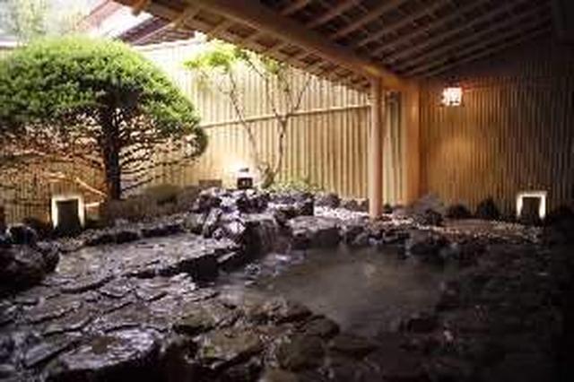 画像: みたらい渓谷(奈良)