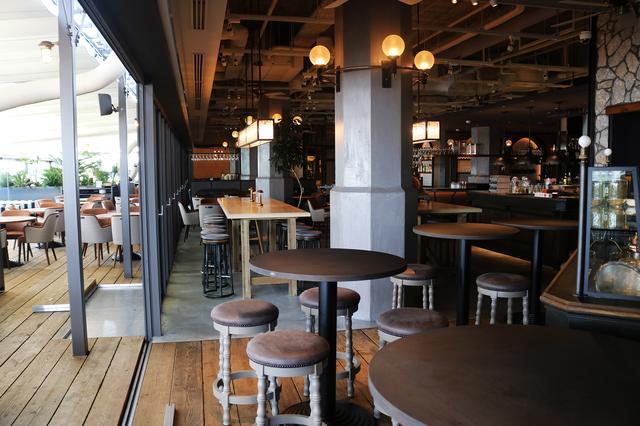 画像1: 西東京最大級のルーフトップ付きレストラン「STRI(ストリ)」がAETA町田の最上階に上陸!