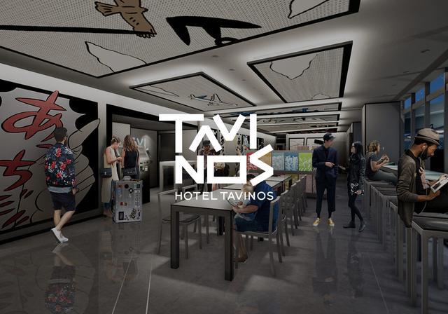 画像: HOTEL TAVINOS(ホテルタビノス)【公式】|AIを導入した新時代のホテル