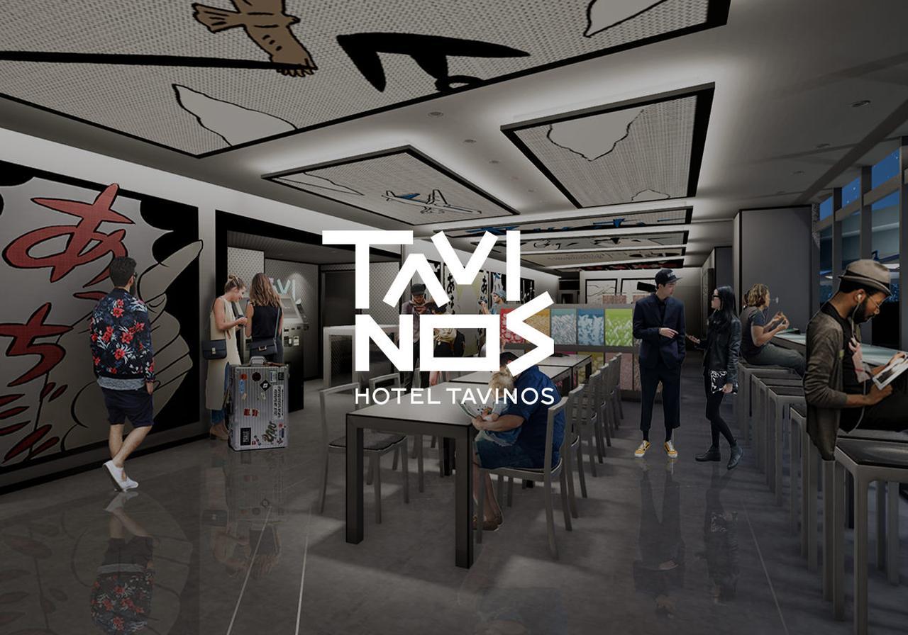 画像: HOTEL TAVINOS(ホテルタビノス)【公式】 AIを導入した新時代のホテル