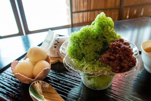 画像3: 純氷のかき氷×果物+かりんとう饅頭 『KAKI GORI阪急梅田店』期間限定オープン!