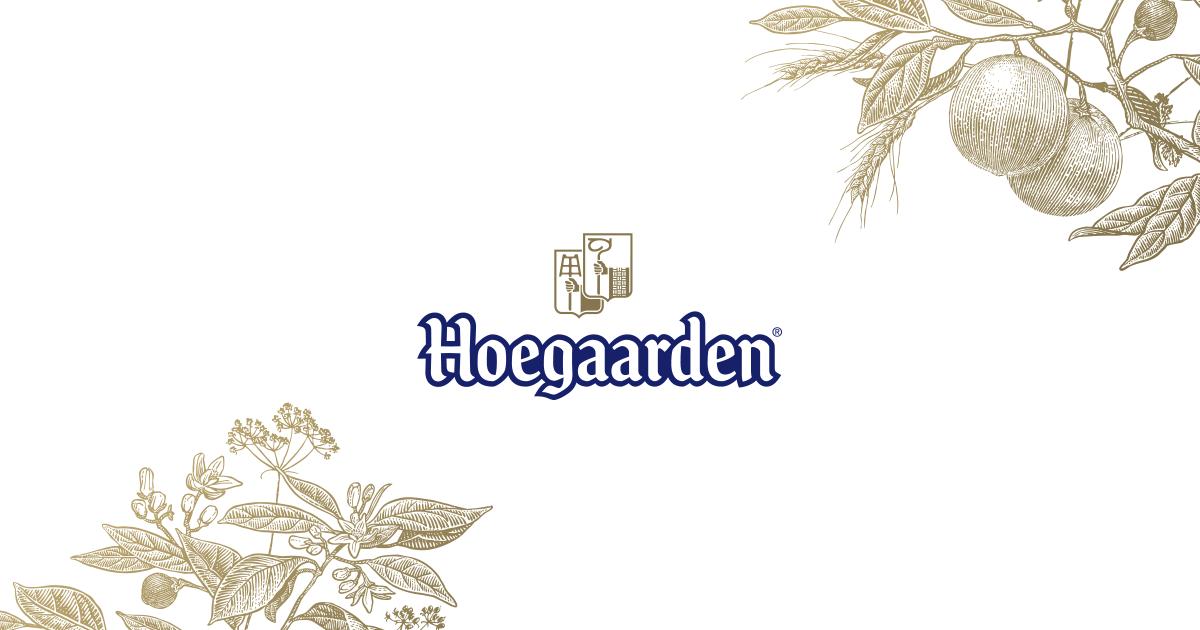 画像: ヒューガルデン ビア・ガルデン    Hoegaarden BEER GAARDEN  - ヒューガルデン
