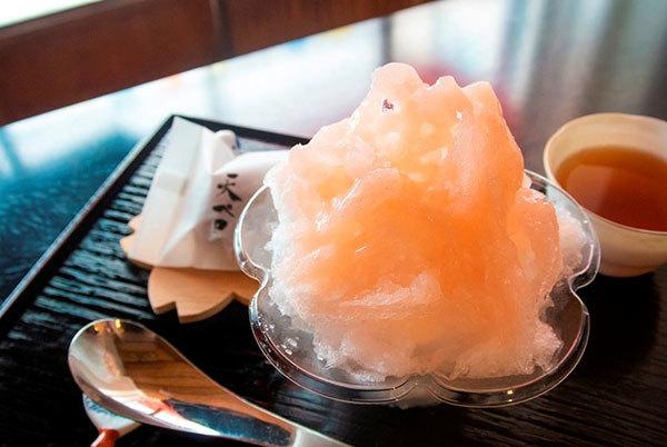 画像1: 純氷のかき氷×果物+かりんとう饅頭 『KAKI GORI阪急梅田店』期間限定オープン!