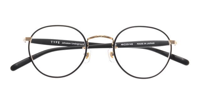画像2: 書体から生まれた眼鏡ブランドTYPEから新しく2モデル発売