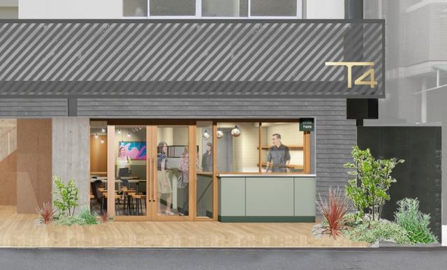 画像4: 東京・渋谷の卓球複合施設の人気レストランプロデュースカフェ&バル 『T4 CAFE NAMBA』 オープン